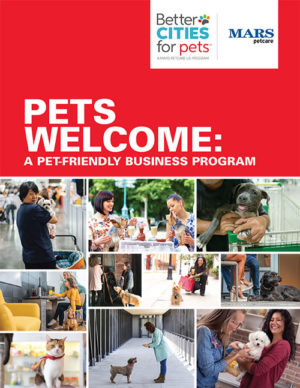 pets welcome: pet-friendly business guide