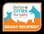 grant recipient badge