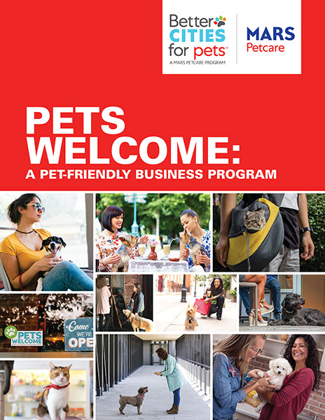 Pets Welcome Toolkit cover
