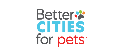 Better Cities For Pets logo